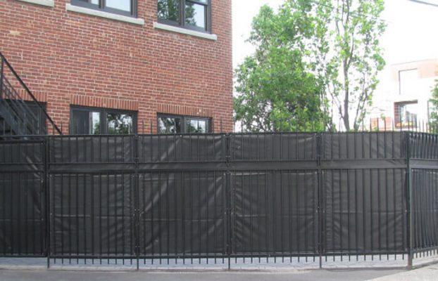 Toile de balcon Vinyle PVC